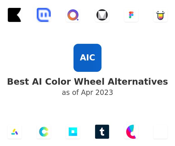 Best AI Color Wheel Alternatives