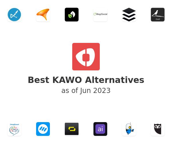 Best KAWO Alternatives