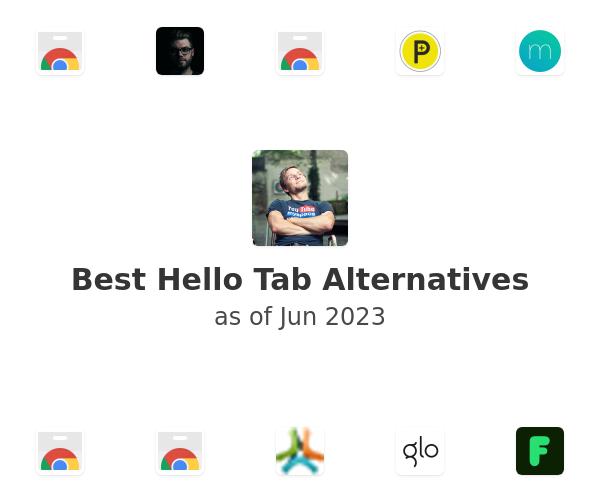 Best Hello Tab Alternatives