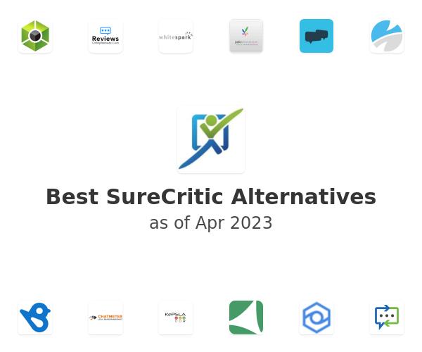Best SureCritic Alternatives