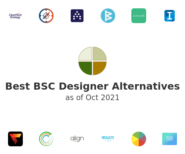 Best BSC Designer Alternatives