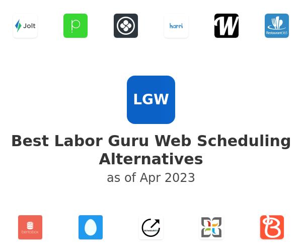 Best Labor Guru Web Scheduling Alternatives