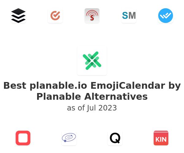 Best EmojiCalendar by Planable Alternatives