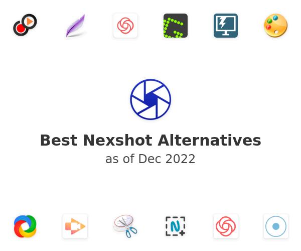 Best Nexshot Alternatives