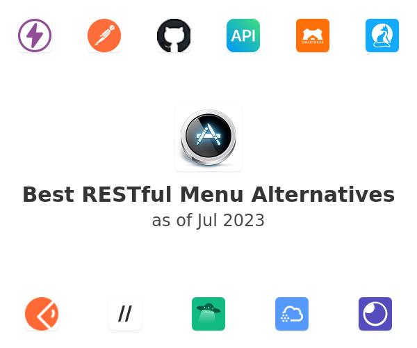 Best RESTful Menu Alternatives