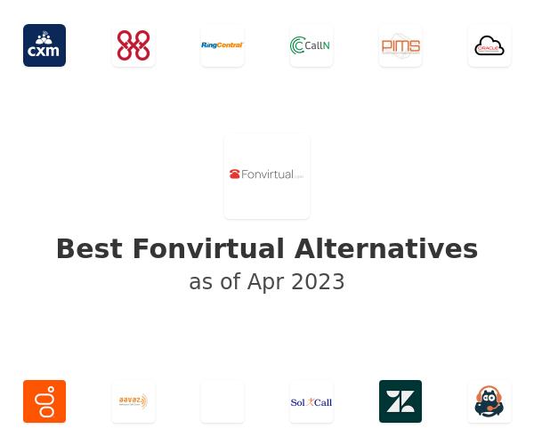 Best Fonvirtual Alternatives