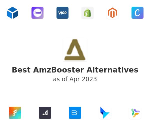 Best AmzBooster Alternatives