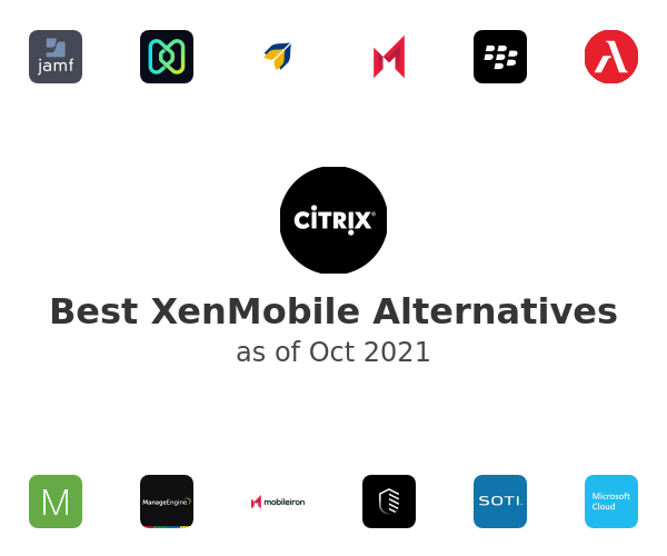 Best XenMobile Alternatives