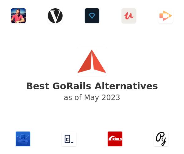 Best GoRails Alternatives