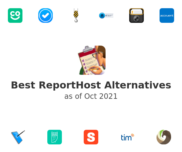 Best ReportHost Alternatives