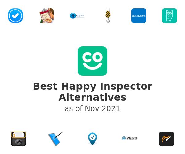 Best Happy Inspector Alternatives