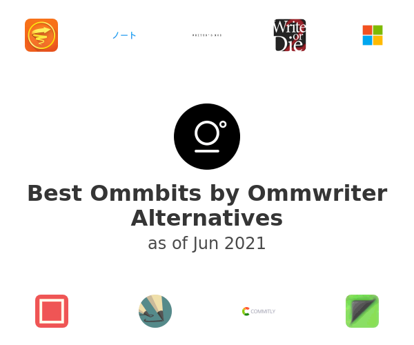 Best Ommbits by Ommwriter Alternatives