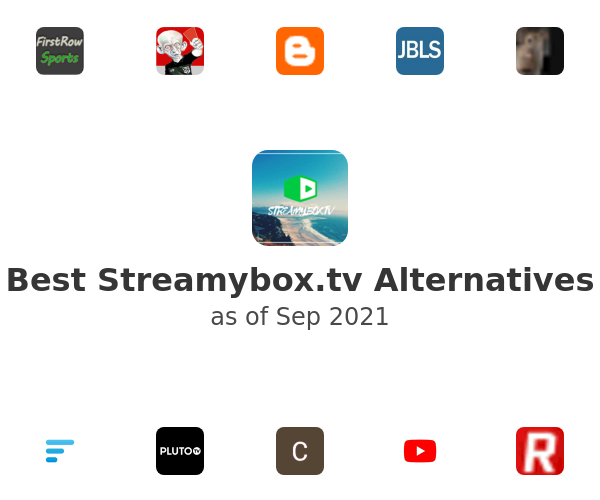 Best Streamybox.tv Alternatives