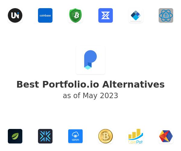 Best Portfolio.io Alternatives