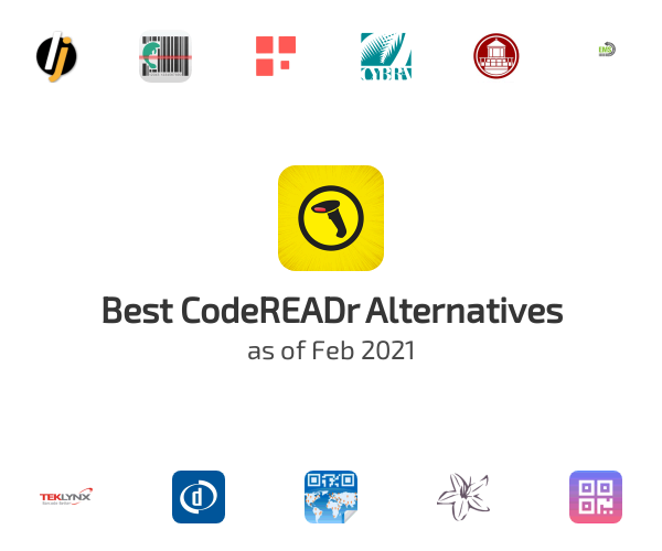 Best CodeREADr Alternatives