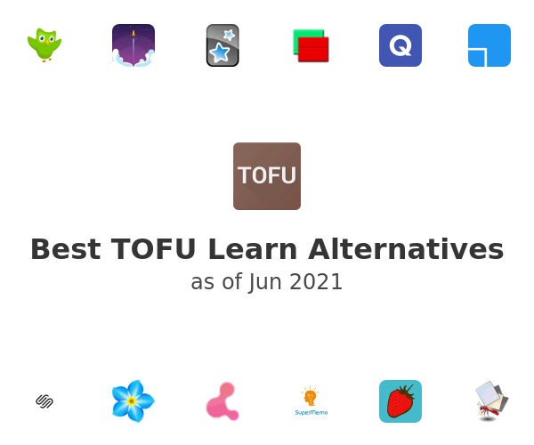 Best TOFU Learn Alternatives