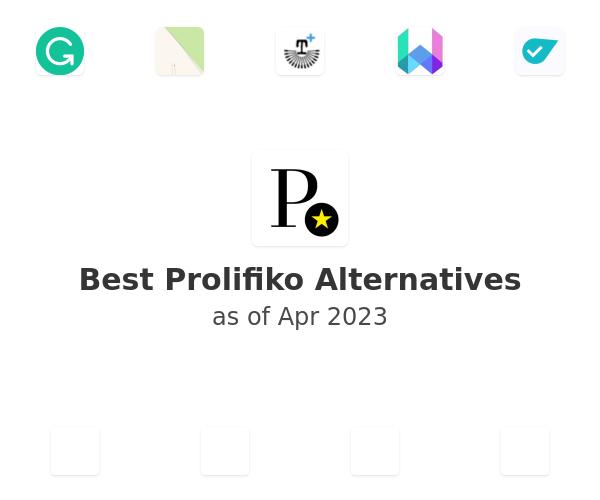 Best Prolifiko Alternatives