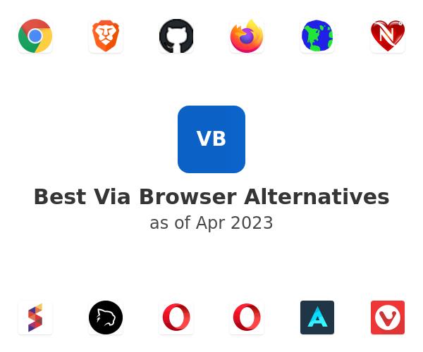 Best Via Browser Alternatives