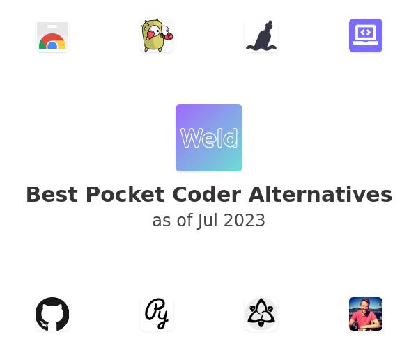 Best Pocket Coder Alternatives