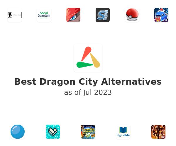 Best Dragon City Alternatives