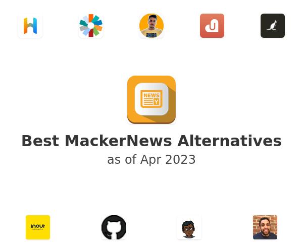 Best MackerNews Alternatives