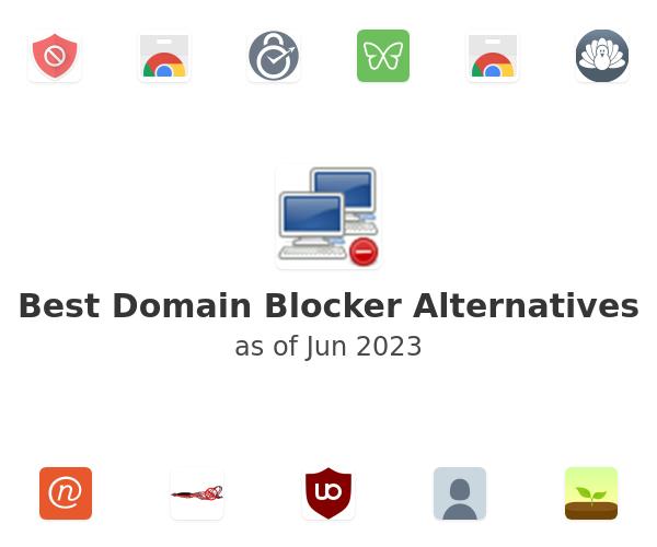 Best Domain Blocker Alternatives