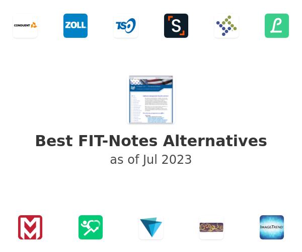 Best FIT-Notes Alternatives