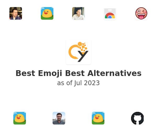 Best Emoji Best Alternatives