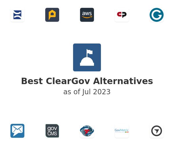 Best ClearGov Alternatives