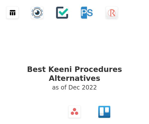 Best Keeni Procedures Alternatives