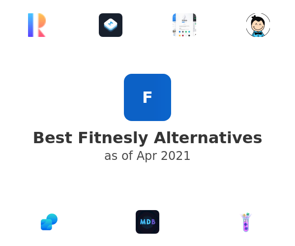 Best Fitnesly Alternatives