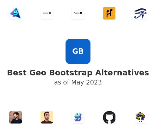 Best Geo Bootstrap Alternatives