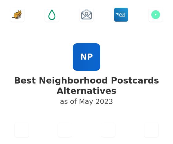 Best Neighborhood Postcards Alternatives