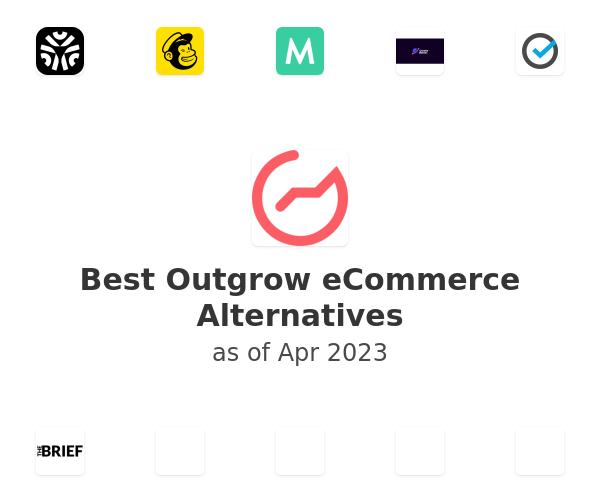 Best Outgrow eCommerce Alternatives