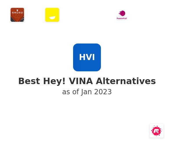 Best Hey! VINA Alternatives