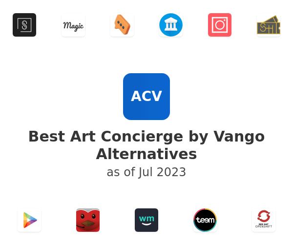 Best Art Concierge by Vango Alternatives