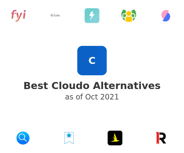 Best Cloudo Alternatives