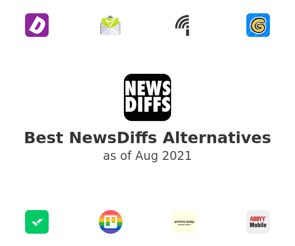Best NewsDiffs Alternatives
