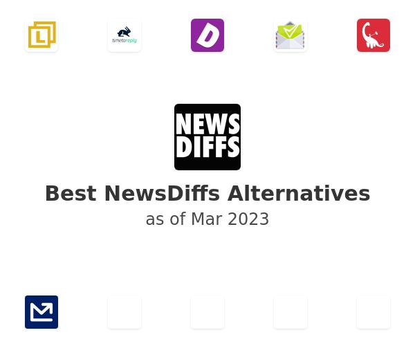 Best NewsDiffs Alternatives