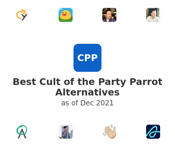 Best Cult of the Party Parrot Alternatives