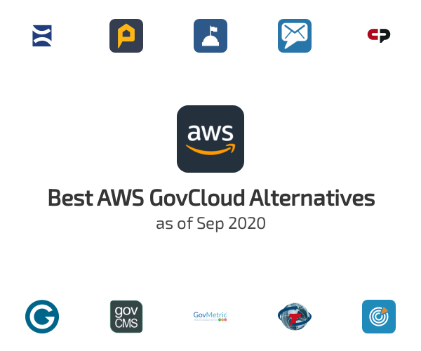 Best AWS GovCloud Alternatives