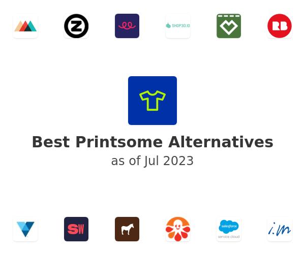Best Printsome Alternatives