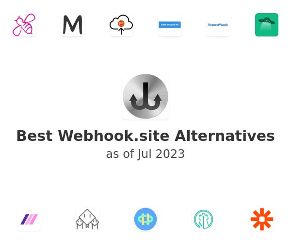 Best Webhook.site Alternatives
