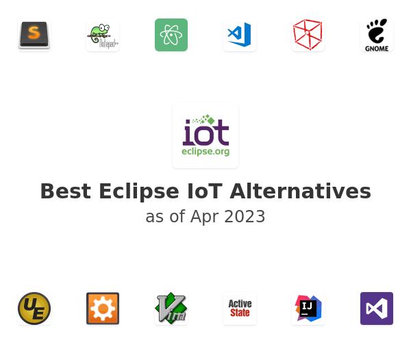 Best Eclipse IoT Alternatives