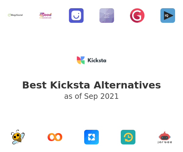 Best Kicksta Alternatives