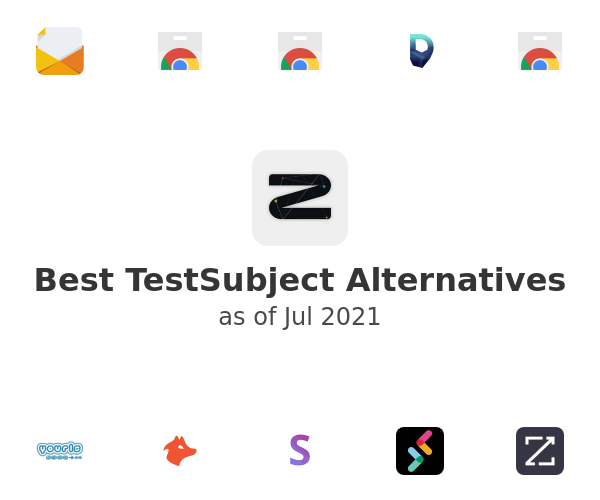Best TestSubject Alternatives