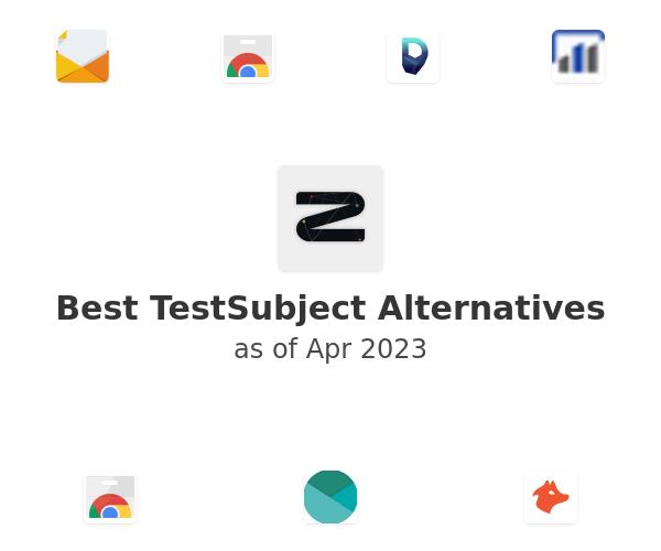 Best TestSubject Alternatives