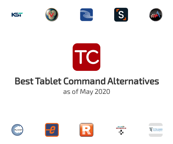 Best Tablet Command Alternatives