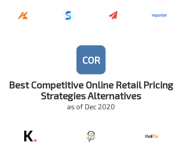 Best Competitive Online Retail Pricing Strategies Alternatives