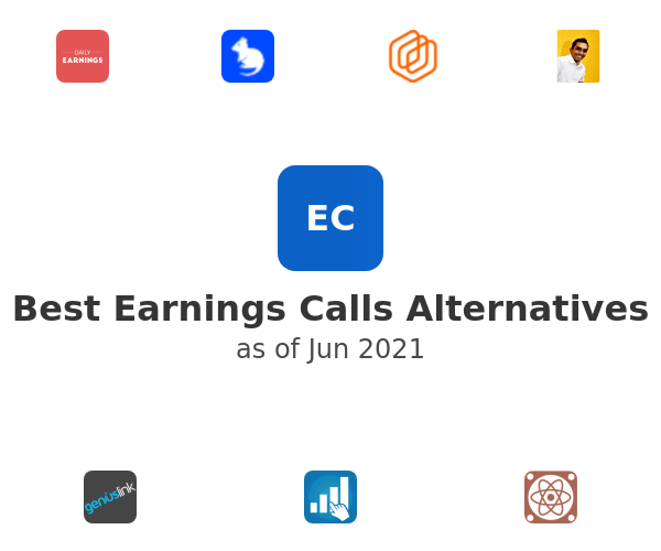 Best Earnings Calls Alternatives
